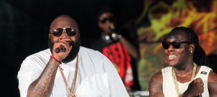Rick Ross: Recovering After Suffering a Seizure, Blacking Out