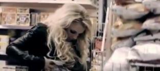 Britney spears gun