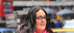 Melissa gorga fat suit experiment
