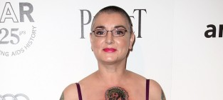 Sinead O'Connor: Down For Playboy Pics, Dog Collar
