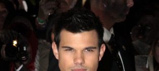 Taylor lautner in london