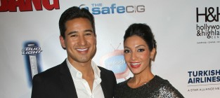 Mario Lopez and Courtney Mazza: Engaged!