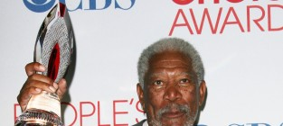 Morgan freeman wins