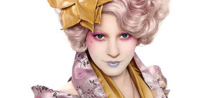 Elizabeth banks as effie trinket