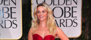 Reese witherspoon red dress