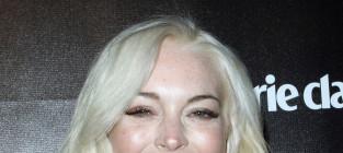 Lindsay lohans smile