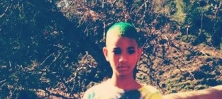 What do you think of Willow Smith with green hair?