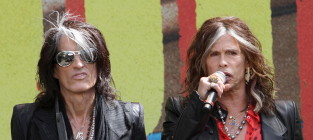 Joe perry and steven tyler