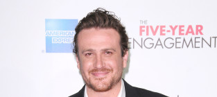 Jason Segel Movie Premiere Pic