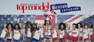 Americas next top model poster
