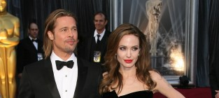 Brangelina at the oscars