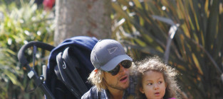 Gabriel Aubry Requests HOW MUCH in Child Support?!?