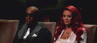 Arsenio hall and aubrey oday