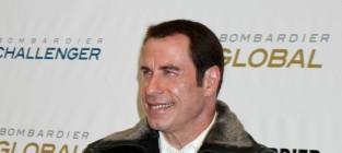John travolta on red carpet