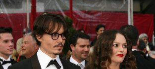 Johnny Depp & Vanessa Paradis: Trying to Work it Out