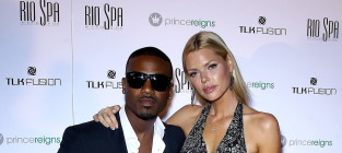 Ray J and Sophie Monk