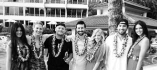 Brandon jenner leah felder wedding