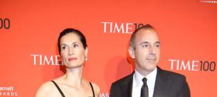 Matt lauer wife