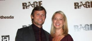 Grant Show and Katherine LaNasa: Engaged!