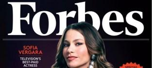 Sofia vergara forbes cover