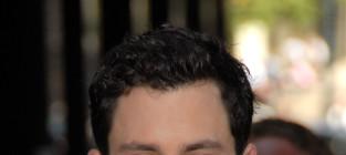 Penn badgley short hair