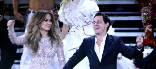 J lo and marc anthony picture