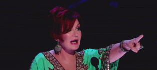 Sharon osbourne on americas got talent