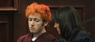 James Holmes Dubbed Mentally Ill by Defense Team