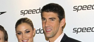 Megan rossee michael phelps photo