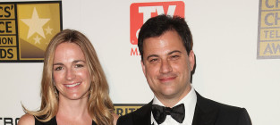 Jimmy Kimmel and Molly McNearney: Engaged!