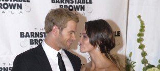 Kellan Lutz Gushes Over Sharni Vinson