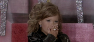 Toddlers & Tiaras Contestant Smokes Cigarette on Stage, Sets Positive Example