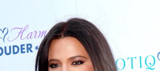 Khloe kardashian on the red carpet