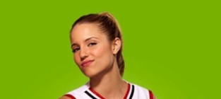 Dianna agron as quinn