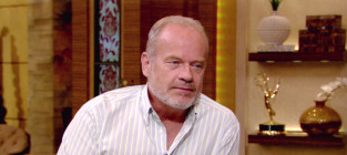Kelsey Grammer Bails on Piers Morgan Interview Due to Photo of Ex-Wife