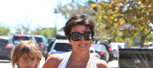 Kris Jenner Tries, Fails to Cut iPhone 5 Line