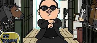 Gangnam style pic