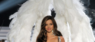 Miranda kerr in victorias secret