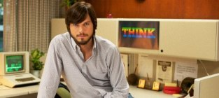 Ashton kutcher steve jobs photo