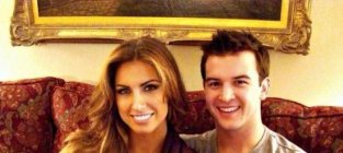 Katherine webb and aj mccarron