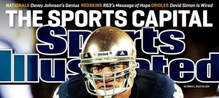 Manti Te'o Sports Illustrated Cover