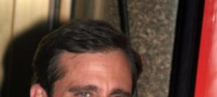 Steve carell smirk
