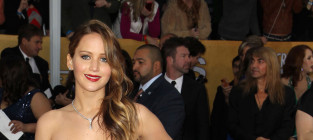 Jennifer Lawrence SAG Fashion