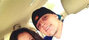 Photo of jenelle evans courtland rogers