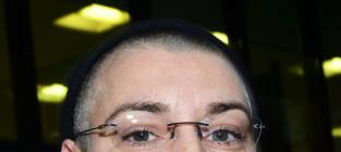 Sinead oconnor close up