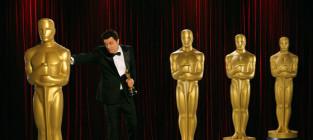 Grade Seth MacFarlane as an Oscars host.