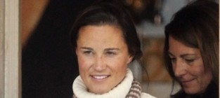 Pippa Middleton With No Makeup: Whoa!