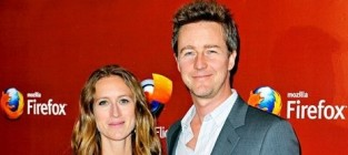 Edward Norton and Shauna Robertson: Expecting First Child!
