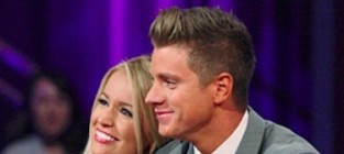 Jef Holm and Emily Maynard on The Bachelorette