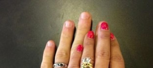 Girl meets world wedding rings